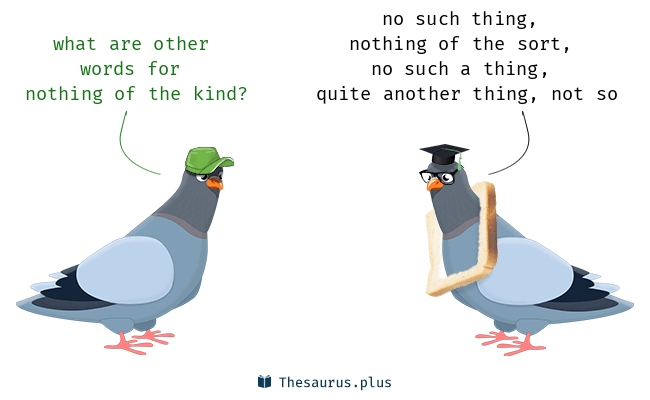 nothing of the kind