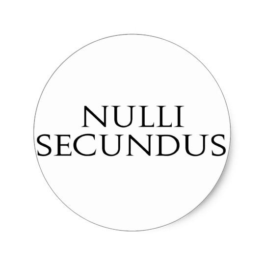 nulli secundus