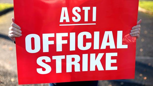 official strike