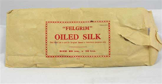 oiled silk
