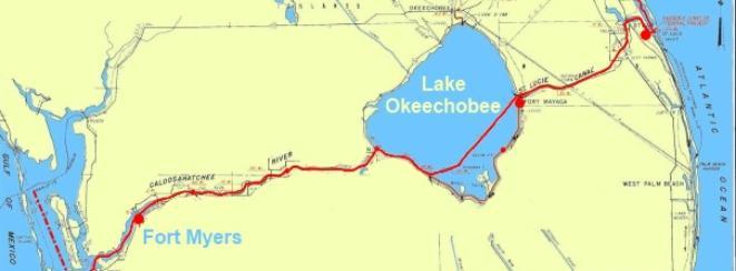 okeechobee waterway