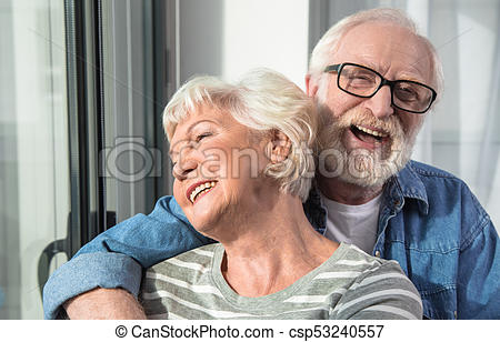 old-man-and-woman