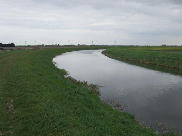 old river