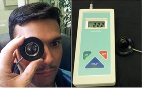 ophthalmodynamometer