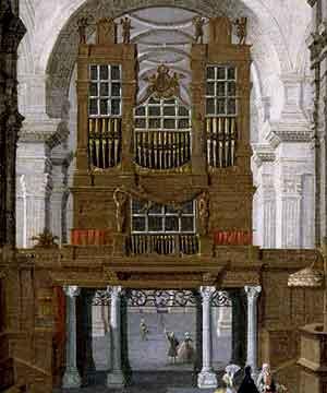organ screen