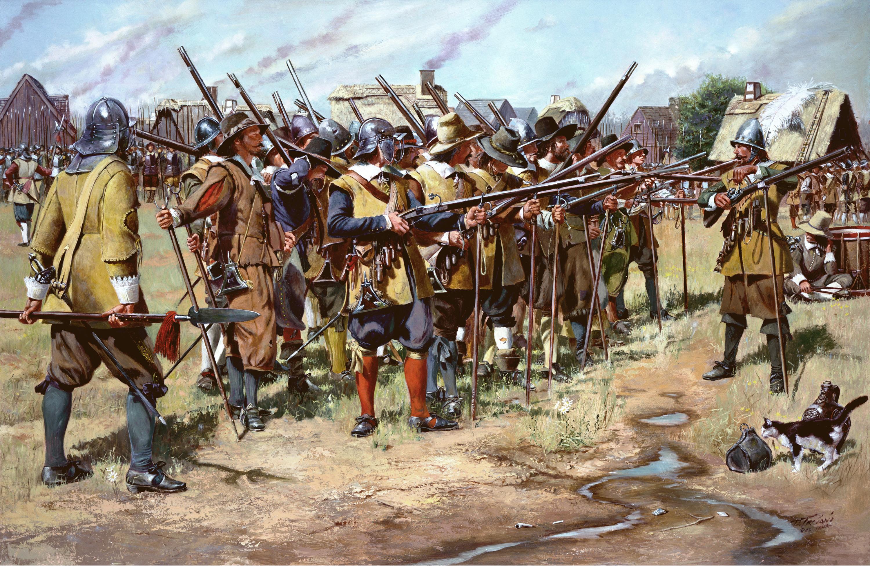 organized militia