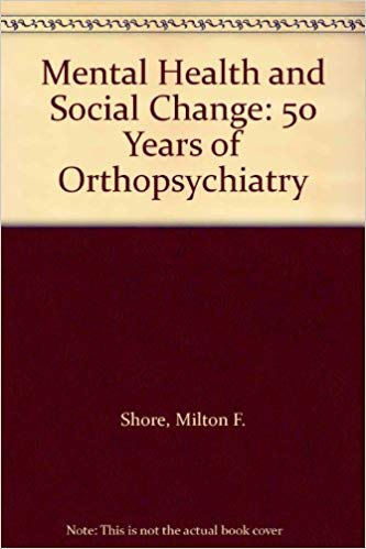 orthopsychiatry