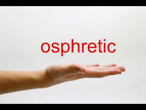 osphretic