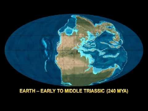 paleogeology