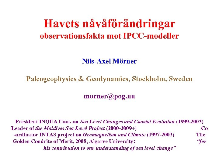 paleogeophysics