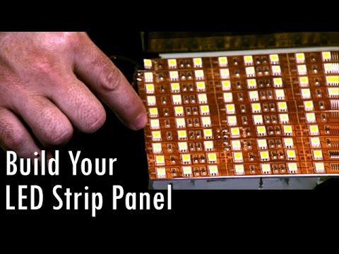 panel strip