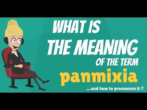 panmixia