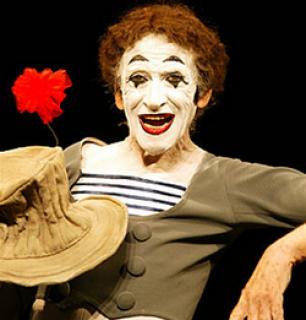 pantomimist