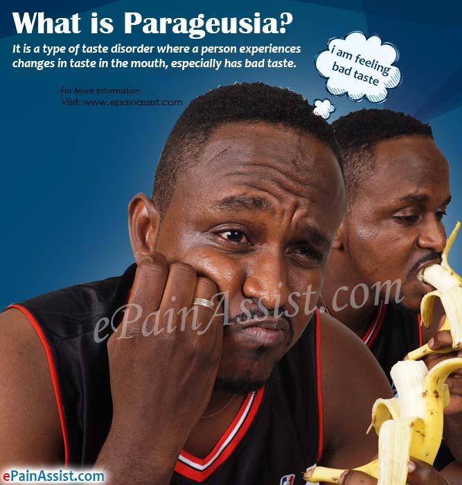parageusia