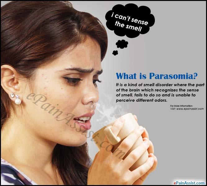 parosmia