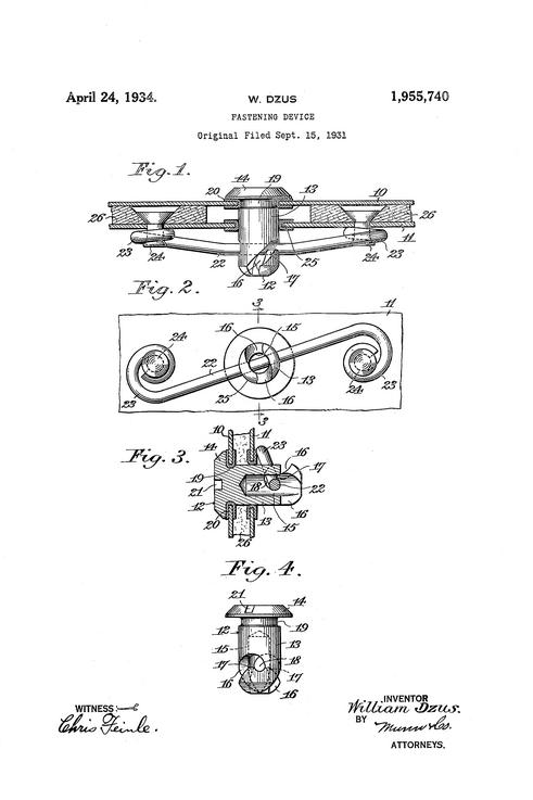 patent fastener