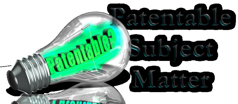 patentable