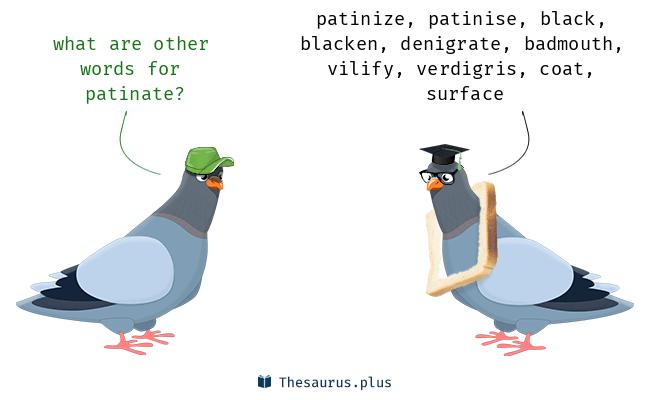 patinate