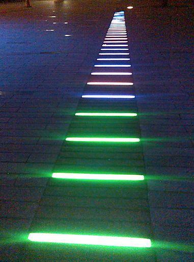 pavement light