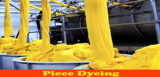 piece-dyed