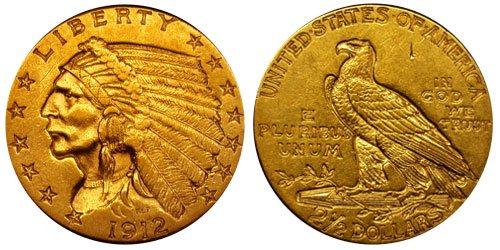 quarter eagle