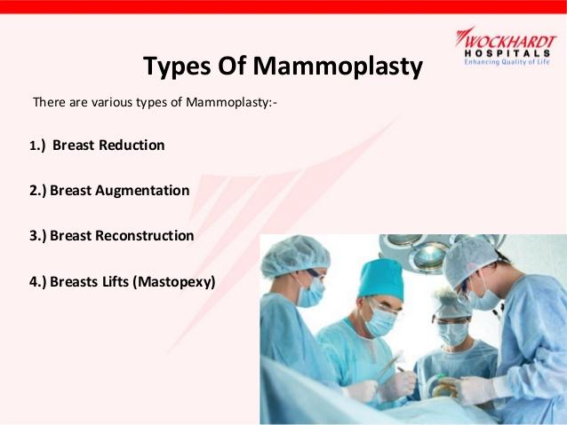 reconstructive mammaplasty