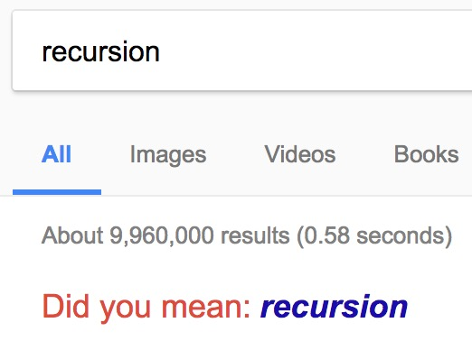 recursively - Liberal Dictionary