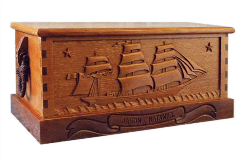 sea chest