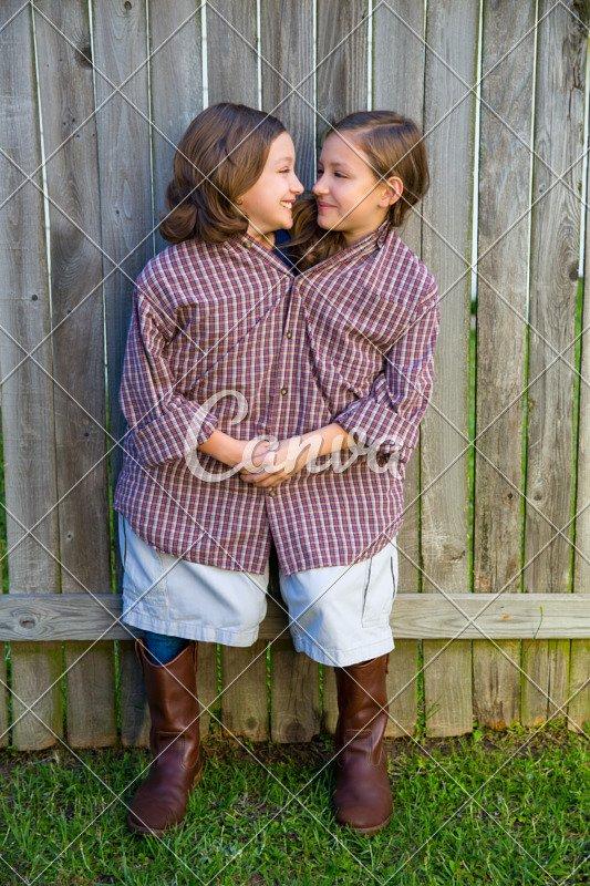 Siamese twin