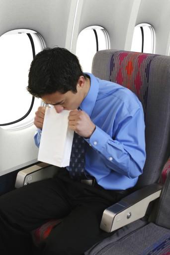 train sickness