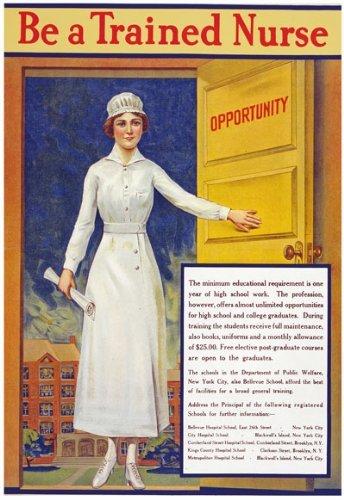 trained nurse