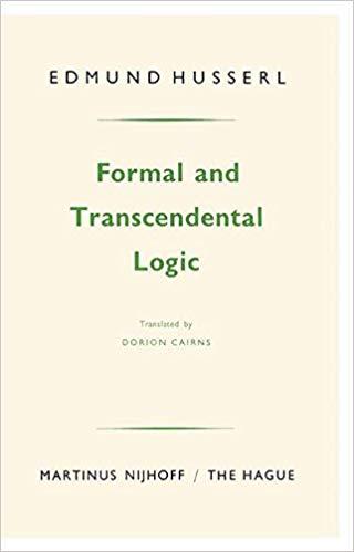 transcendental logic
