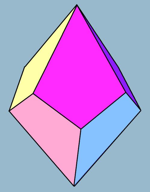 trapezohedron