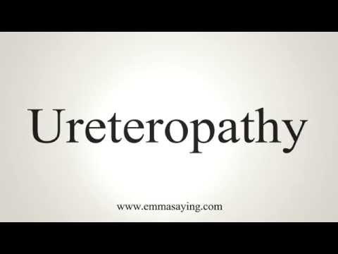 ureteropathy