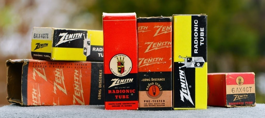 zenith tube