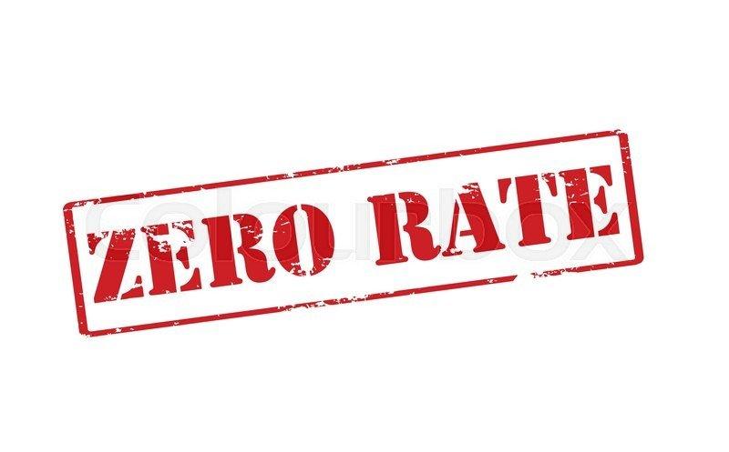 zero-rate