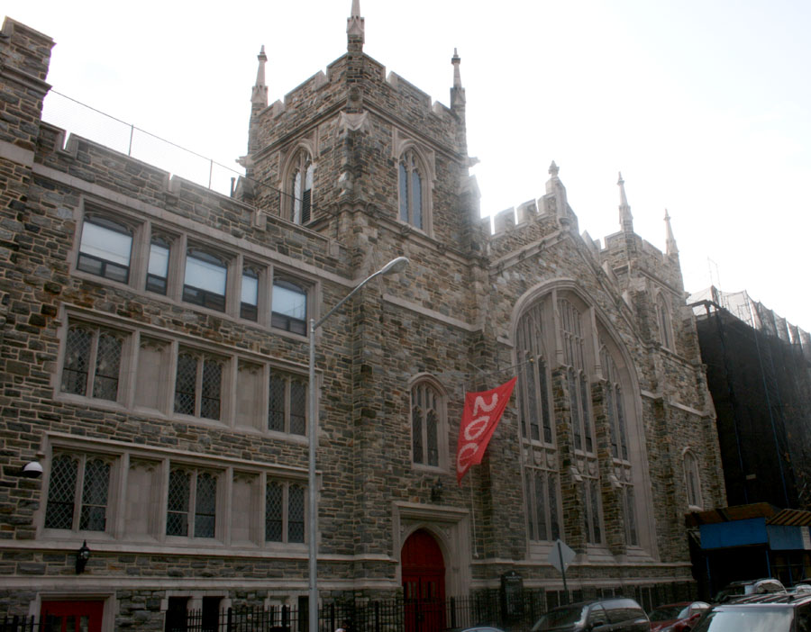 abyssinian church