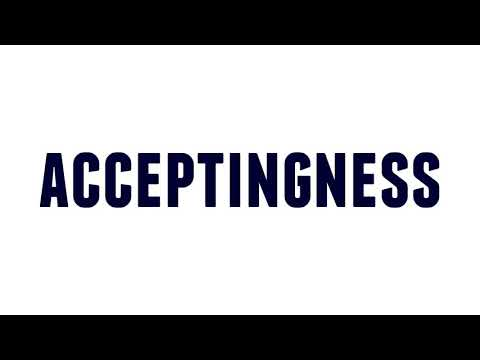 acceptingness