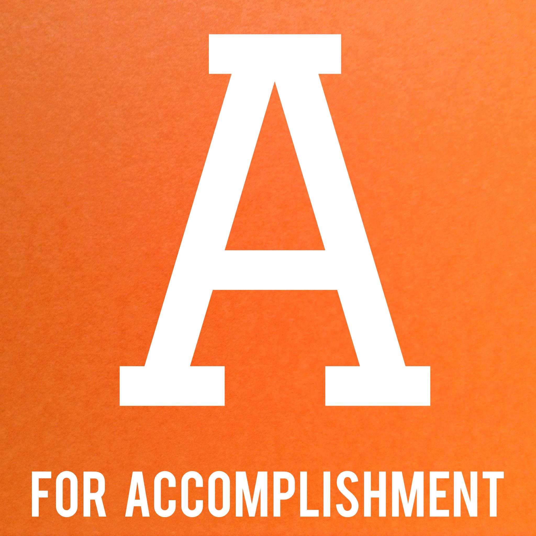 Acomplishment accomplishment - liberal dictionary