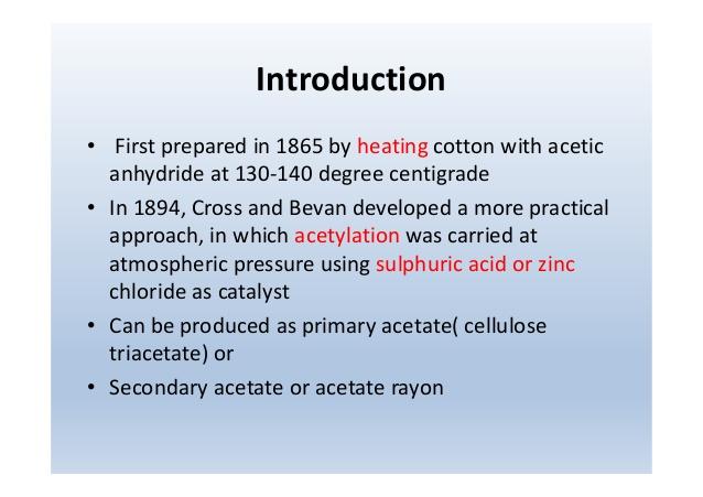 acetate-rayon