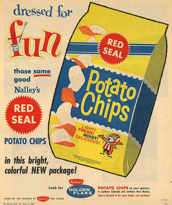 Title: Vintage Advertisement Source: Google Images
