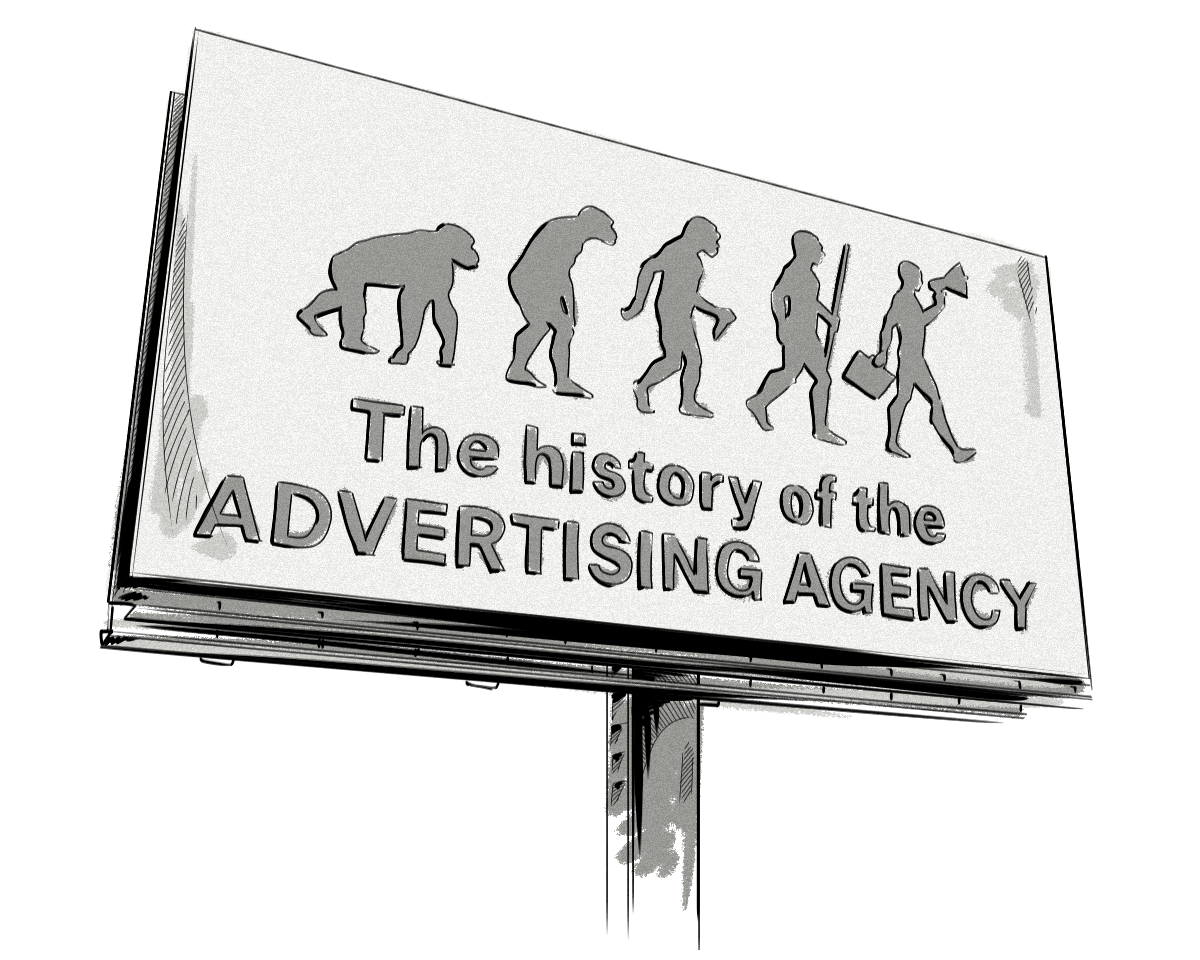 The History of the Advertising Agency: From Print to the Internet