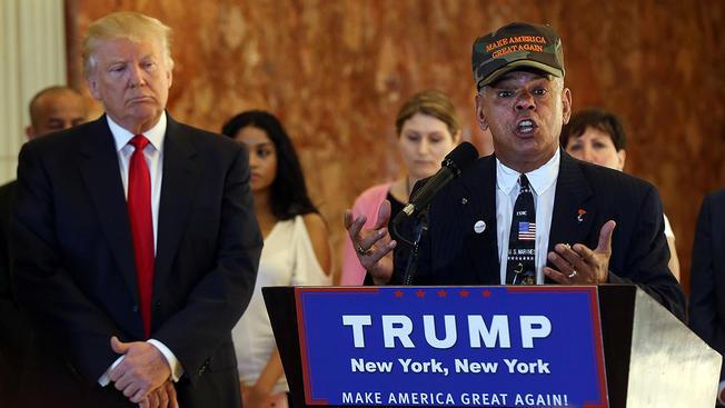 Trump Adviser Who Advocated Violence Visits White House