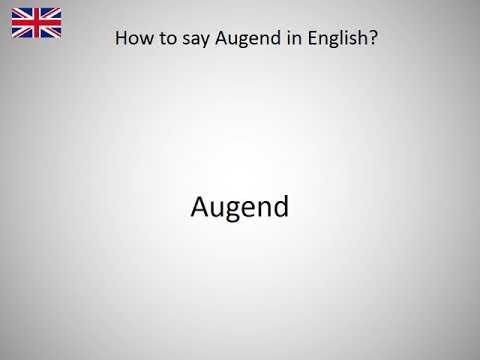augend