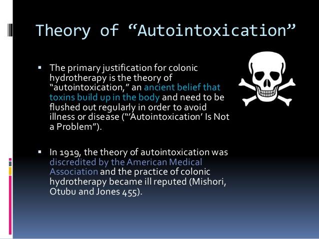 autointoxication