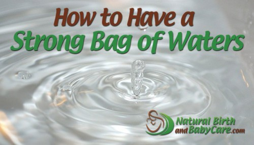 bag of waters