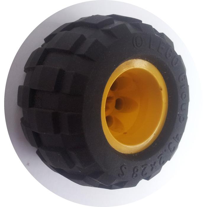 balloon tyre