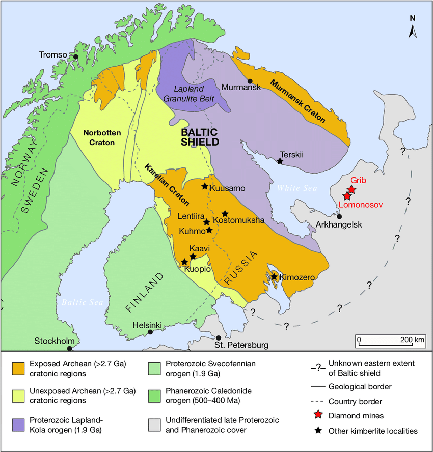 baltic shield