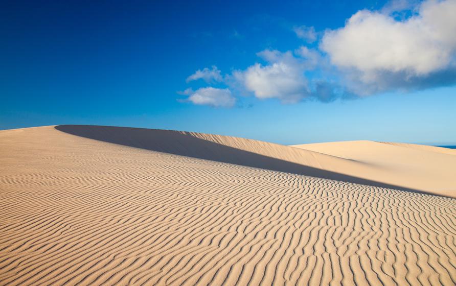 barchan dune