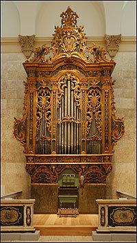 baroque organ